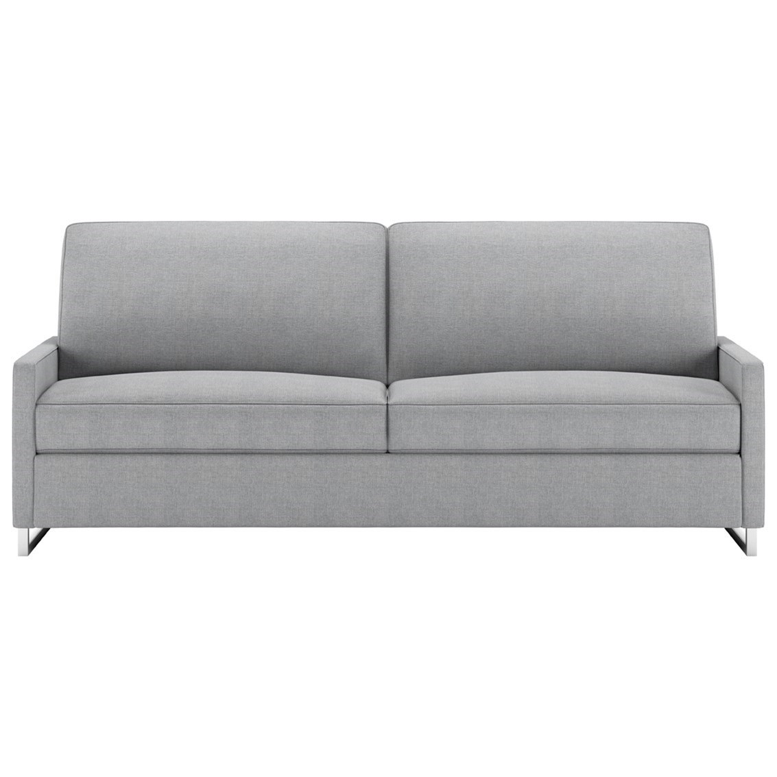 Brandt Sleeper Sofa by American Leather at Saugerties Furniture Mart