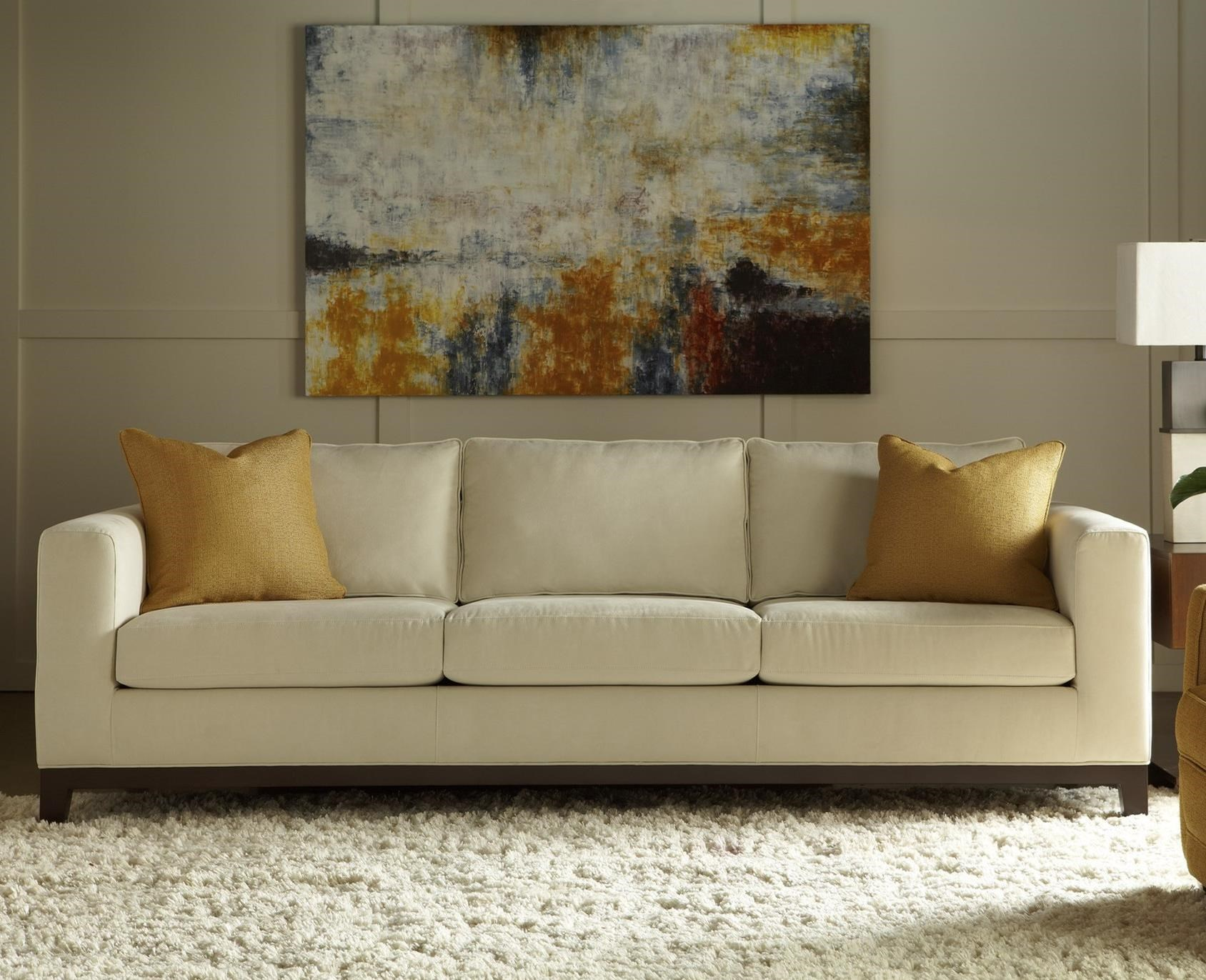 Brooke Sofa by American Leather at Williams & Kay