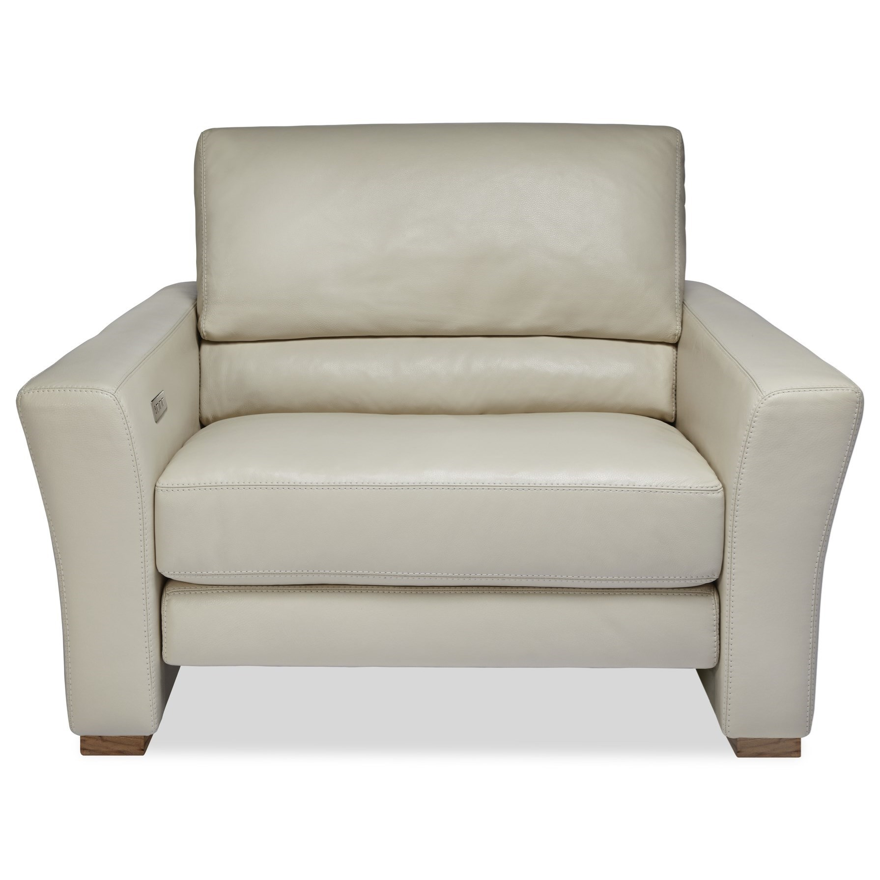 Bryant Power Reclining Chair and a Half by American Leather at Williams & Kay