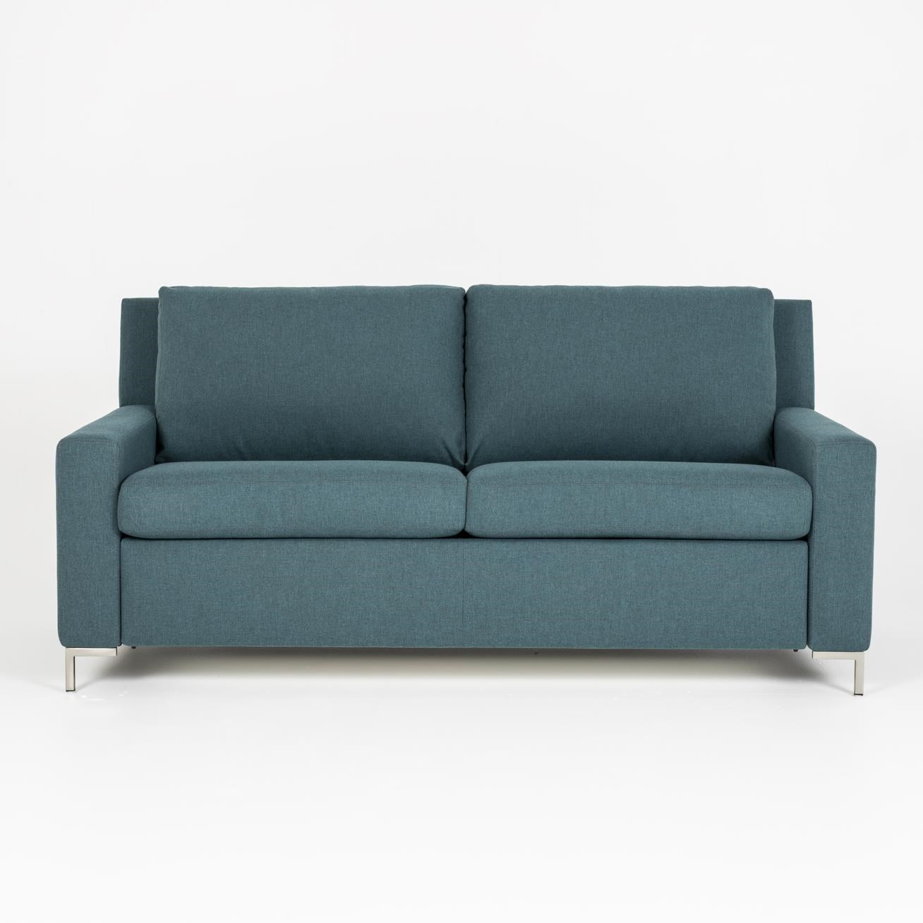 Bryson Queen Sleeper Sofa Plus by American Leather at Saugerties Furniture Mart