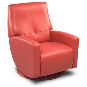 American Leather Cardinal Cardinal Recliner
