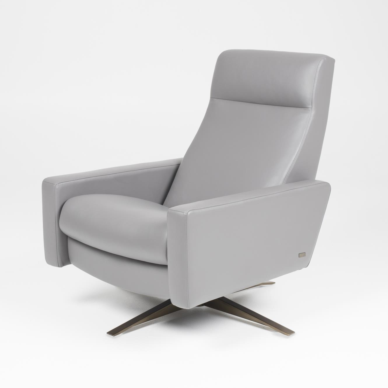 Cloud Standard Pushback Chair by American Leather at Williams & Kay