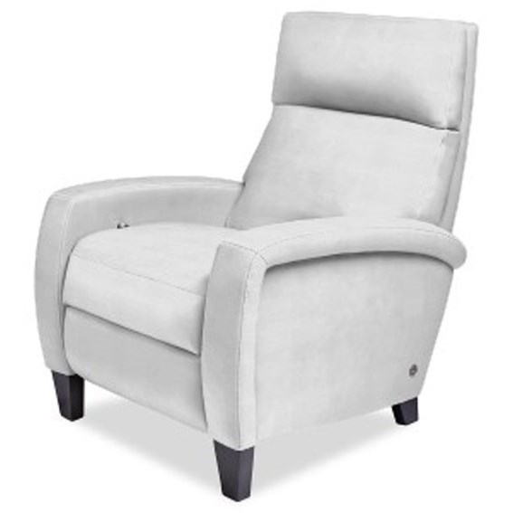 Comfort Recliner-Dexter Power Recliner by American Leather at Williams & Kay