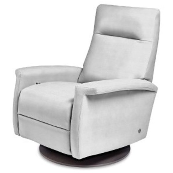 Comfort Recliner-Eva Power Recliner by American Leather at Williams & Kay