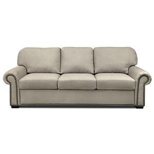 American Leather Comfort Sleeper - Makayla Queen Plus Sofa Sleeper