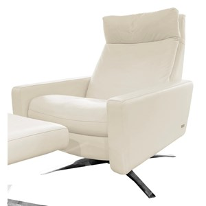 Large Pushback Chair