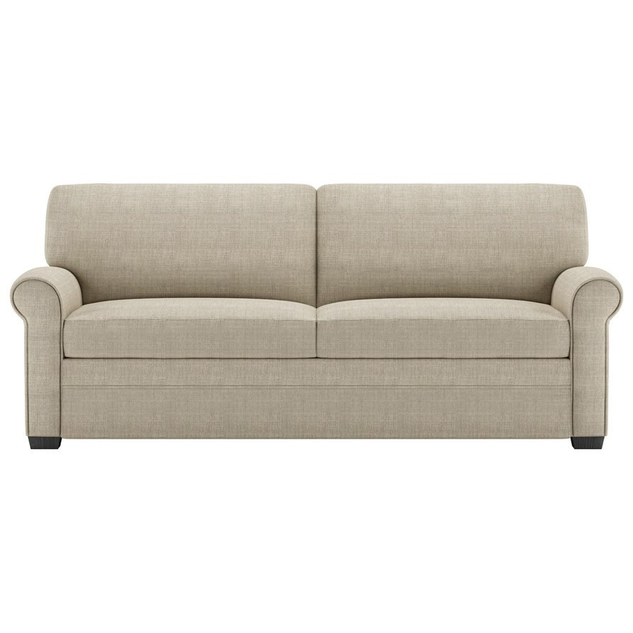 Gaines Sleeper Sofa by American Leather at Saugerties Furniture Mart