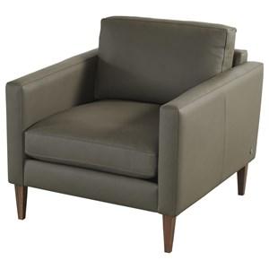 Petite Track Arm Chair