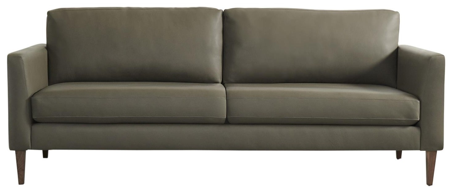 Petite Track Arm - Personalize Petite Track Arm Sofa by American Leather at Williams & Kay