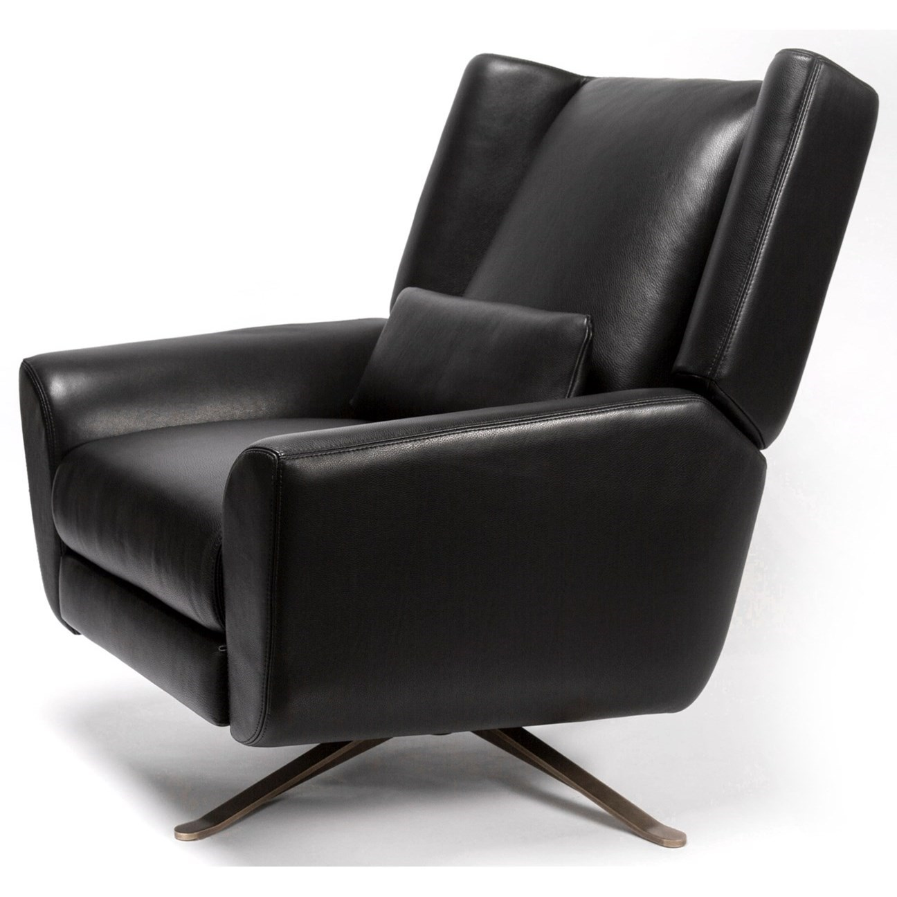 Leia Pushback Recliner by American Leather at Baer's Furniture