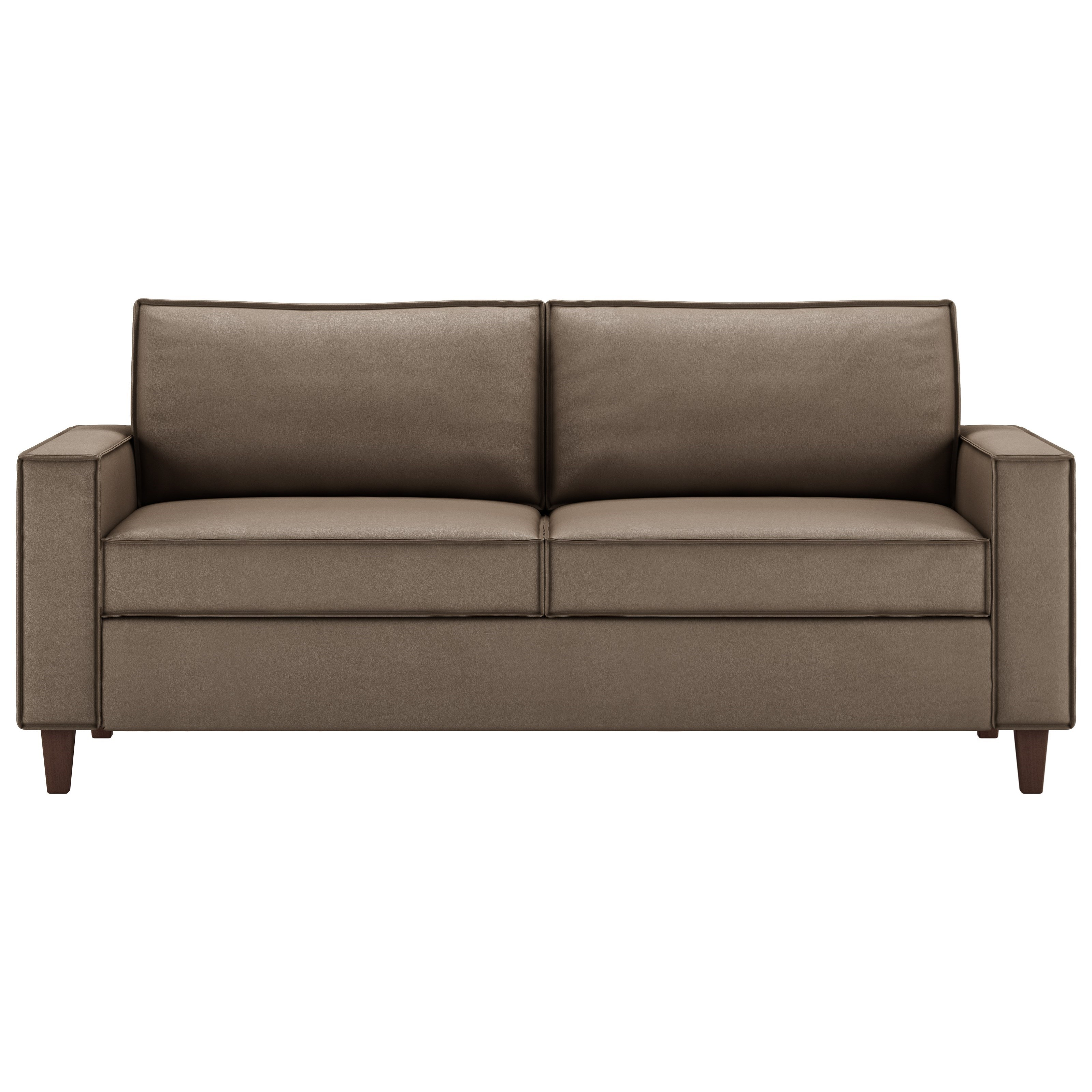 Mitchell Queen Sleeper Sofa by American Leather at Saugerties Furniture Mart