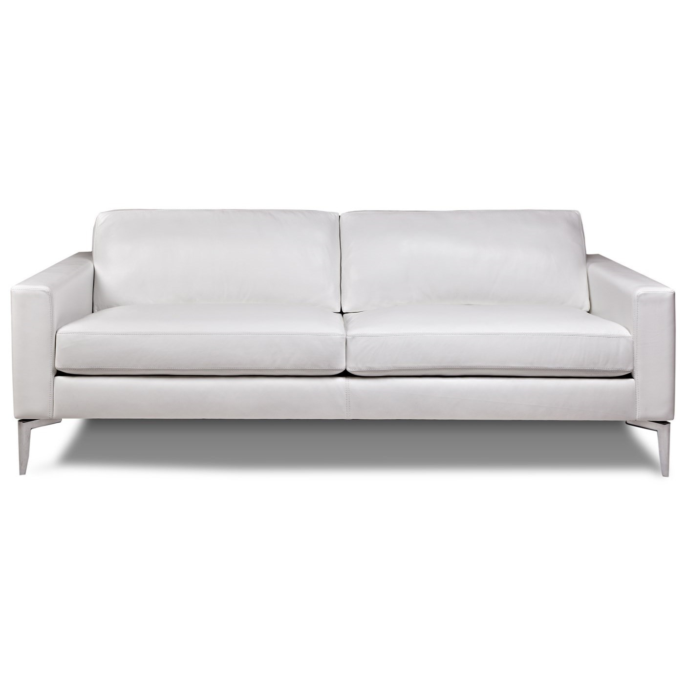 Oliver 2-Seat Sofa by American Leather at Williams & Kay