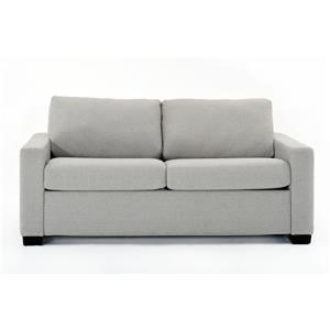 Queen Sleeper Sofa - Zero Wall Clearance