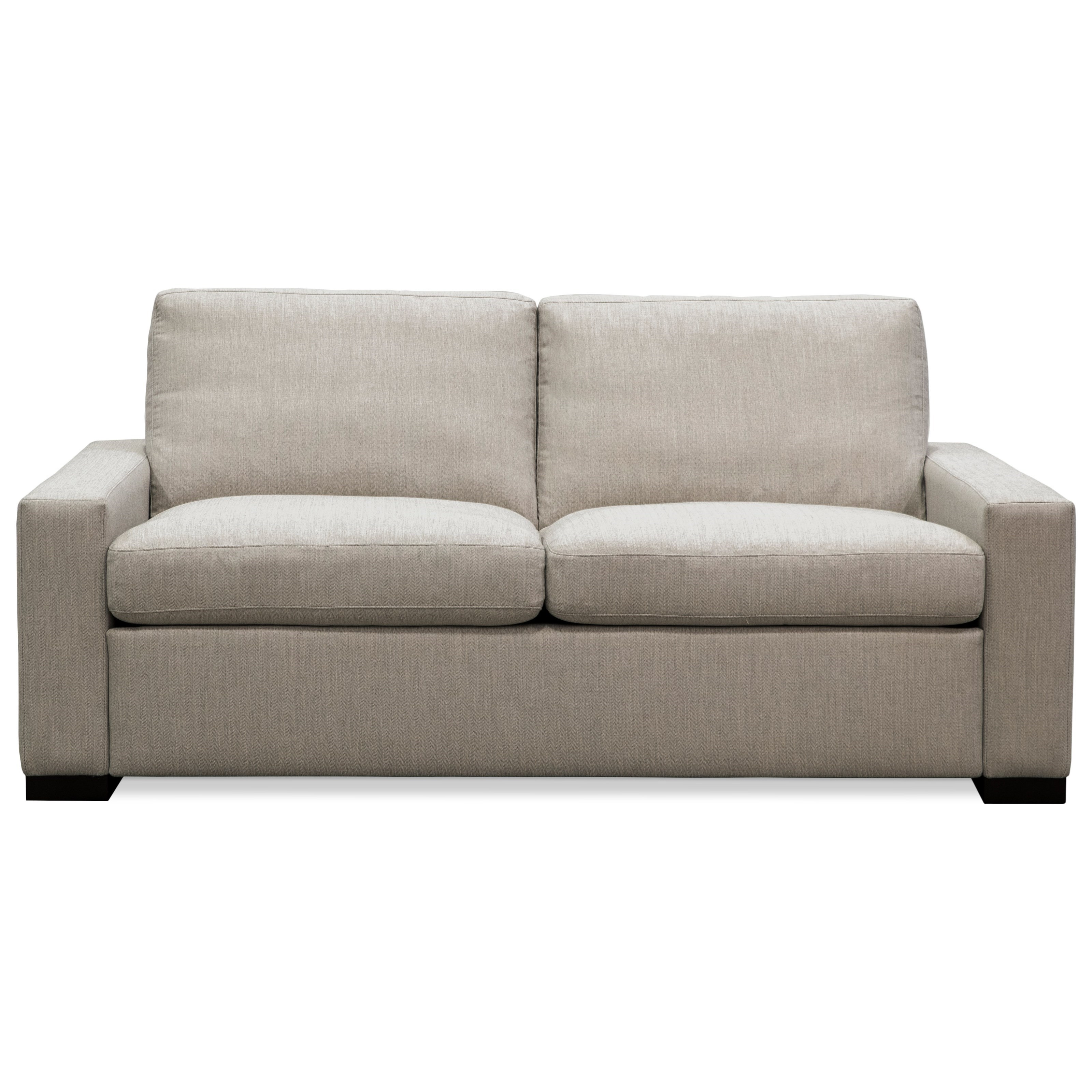 Rogue Queen Sleeper Sofa by American Leather at Baer's Furniture