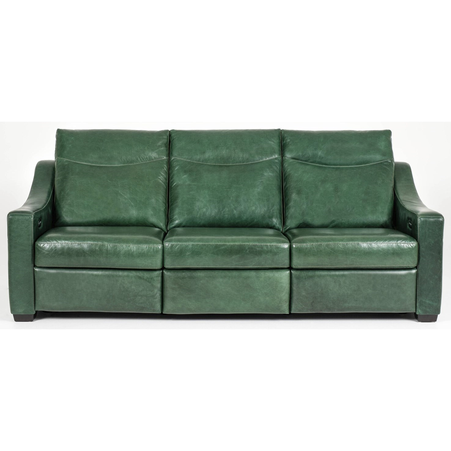 Sarasota Reclining Sofa by American Leather at Baer's Furniture