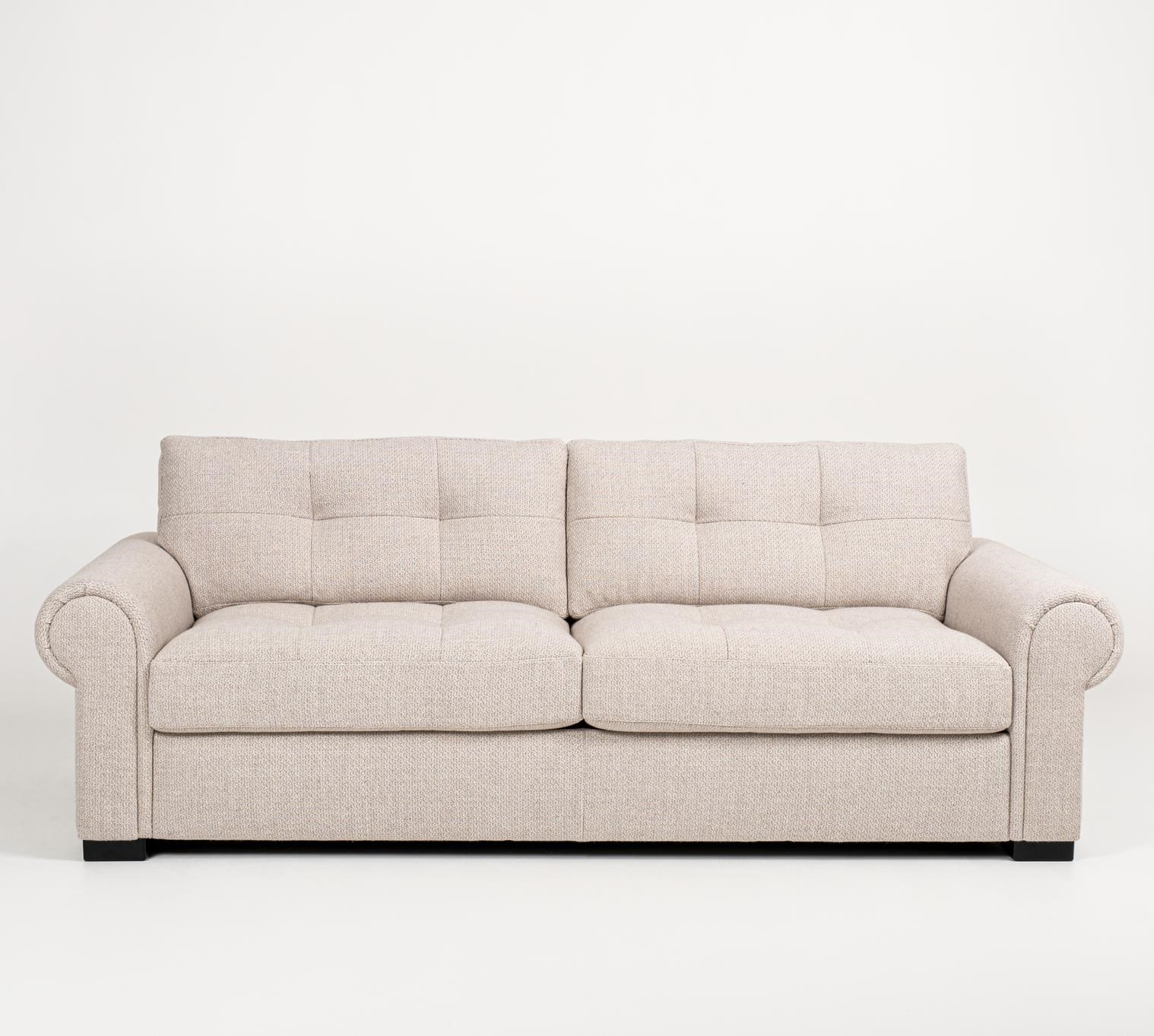 Shell 2-Seat Sofa by American Leather at Baer's Furniture