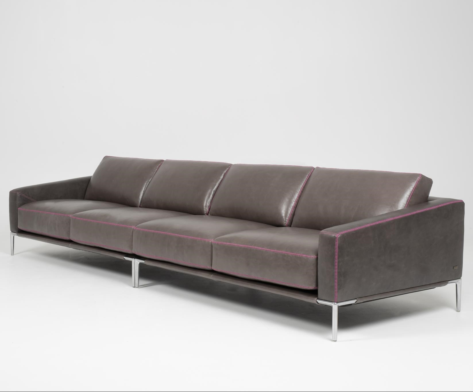 Sydney 4-Seat Sofa by American Leather at Baer's Furniture