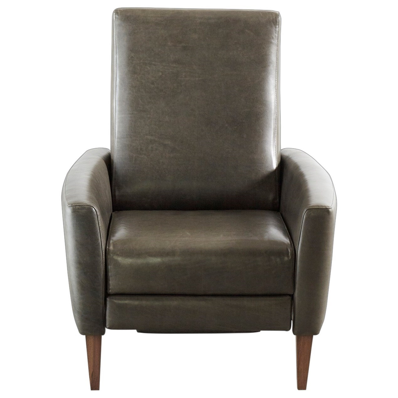 Vida High Leg Recliner by American Leather at Williams & Kay