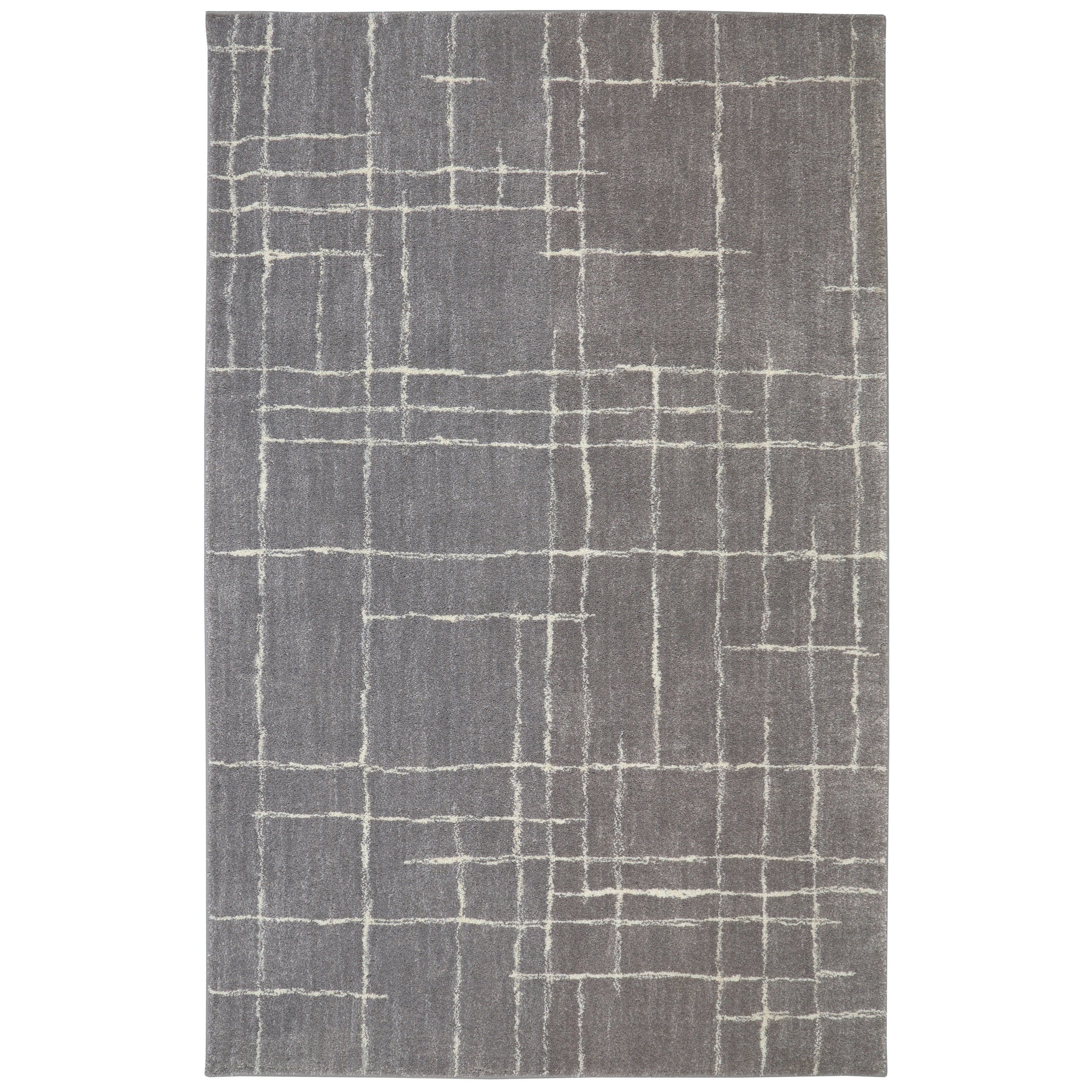Berkshire 5'x8' Chatham Grey Area Rug by American Rug Craftsmen at Alison Craig Home Furnishings