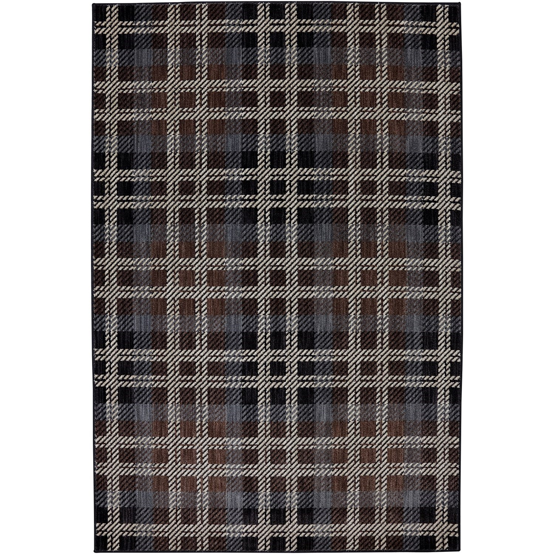 "Dryden 5' 3""x7' 10"" Billings Black Area Rug by American Rug Craftsmen at Alison Craig Home Furnishings"