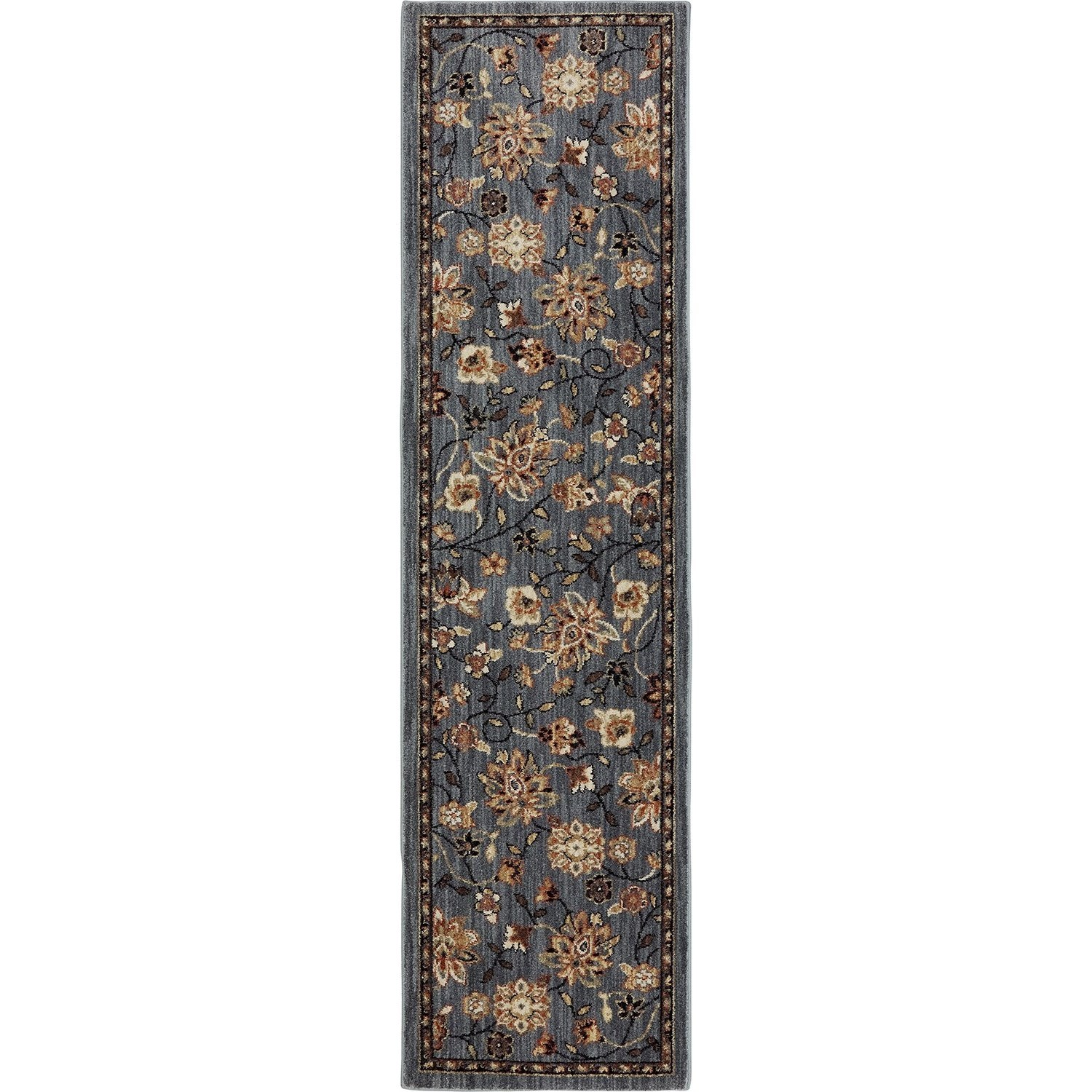"""Dryden 2' 1""""x7' 10"""" Emerson Abyss Blue Area Rug by American Rug Craftsmen at Alison Craig Home Furnishings"""
