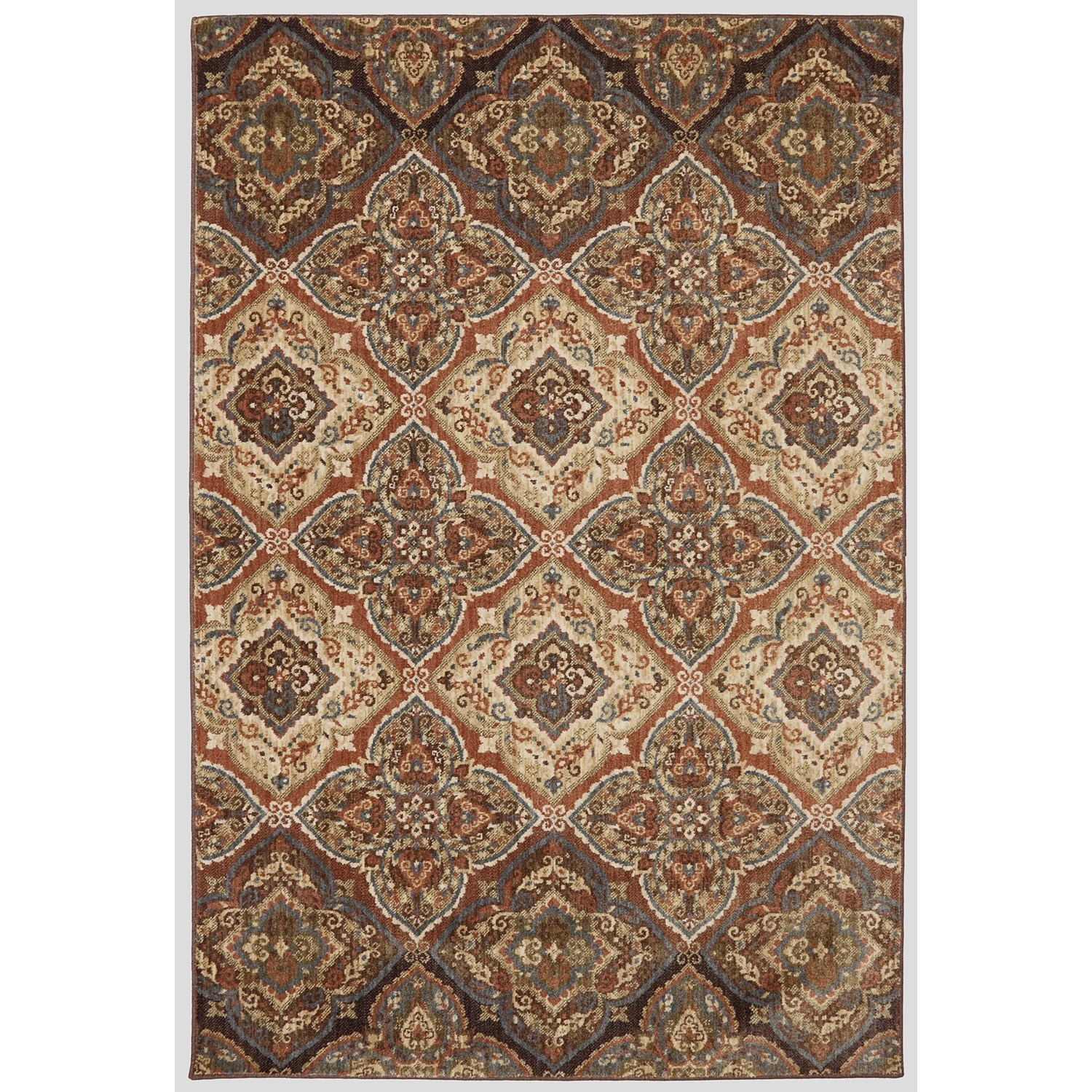 Dryden 8'x11' Chapel Latte Area Rug by American Rug Craftsmen at Alison Craig Home Furnishings