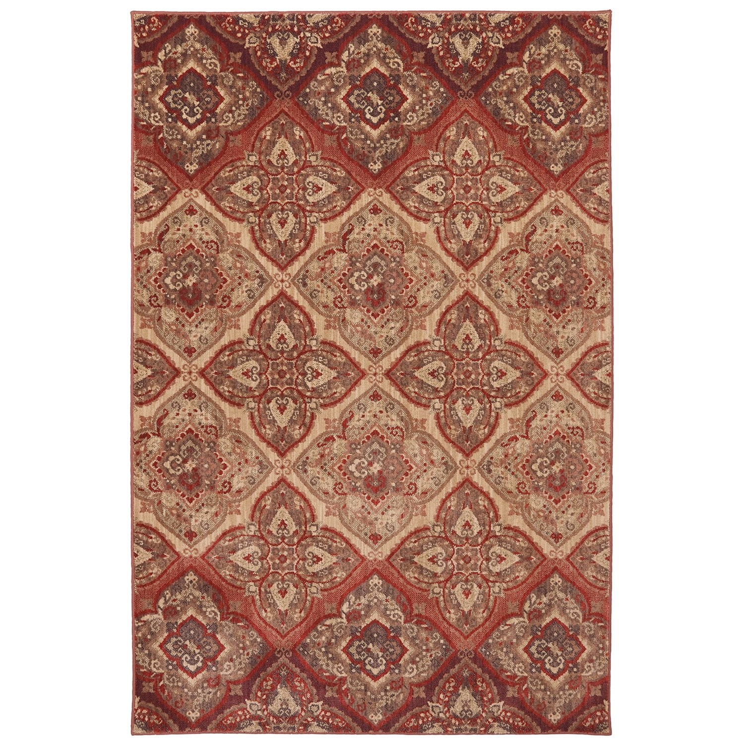 """Dryden 5' 3""""x7' 10"""" Chapel Mesquite Area Rug by American Rug Craftsmen at Alison Craig Home Furnishings"""