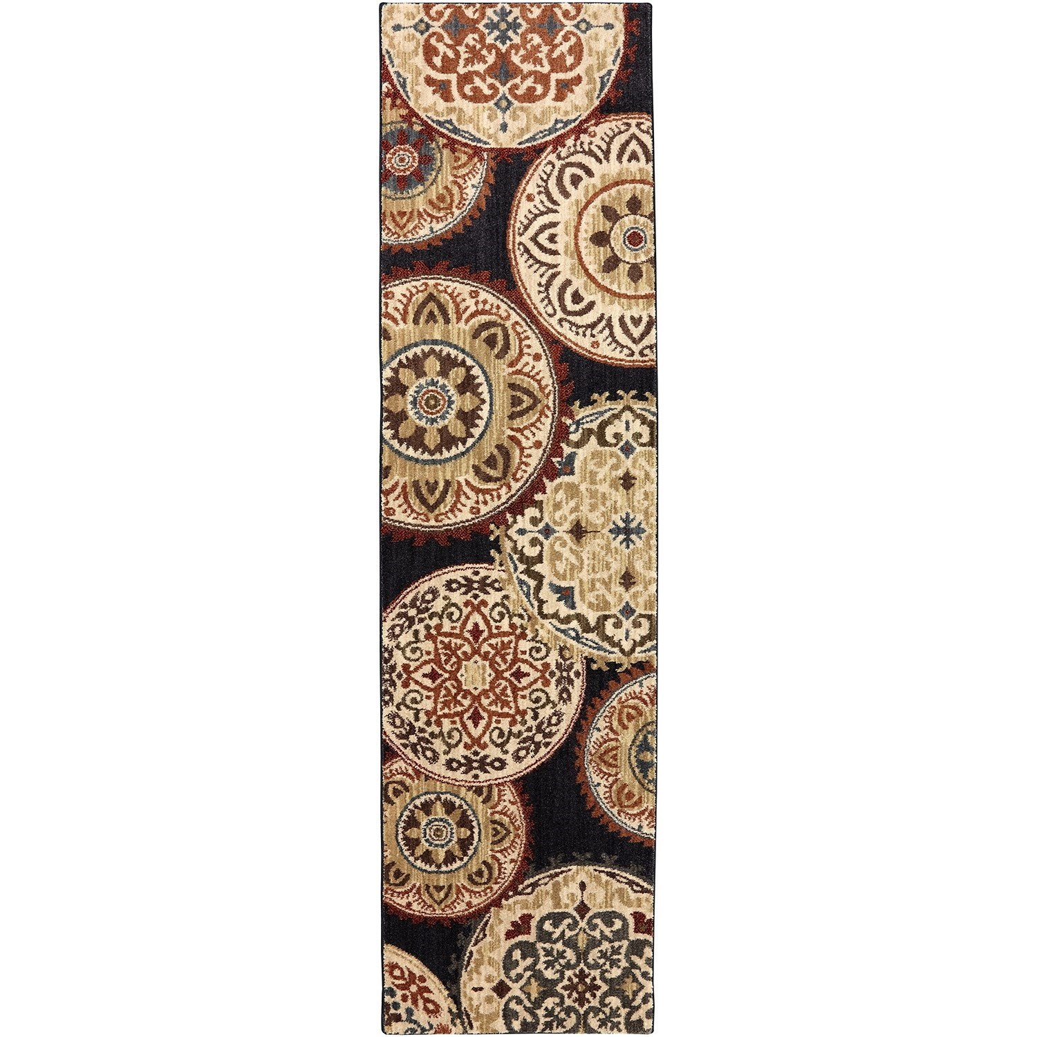 """Dryden 2' 1""""x7' 10"""" Summit View Muslin Area Rug by American Rug Craftsmen at Alison Craig Home Furnishings"""