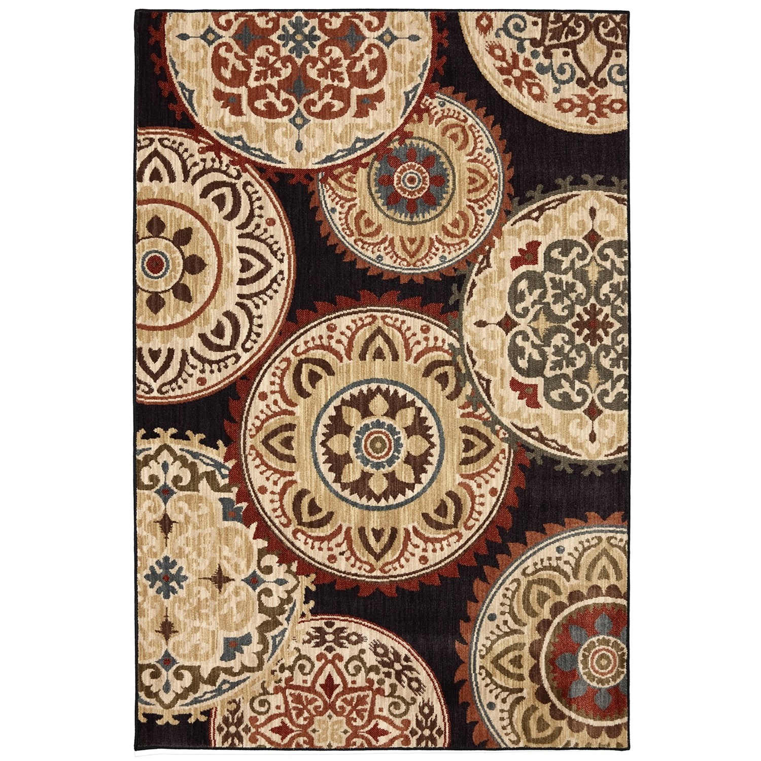 """Dryden 9' 6""""x12' 11"""" Summit View Muslin Area Rug by American Rug Craftsmen at Alison Craig Home Furnishings"""