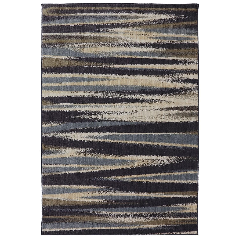 "Dryden 5' 3""x7' 10"" Tupper Lake Ashen Area Rug by American Rug Craftsmen at Alison Craig Home Furnishings"