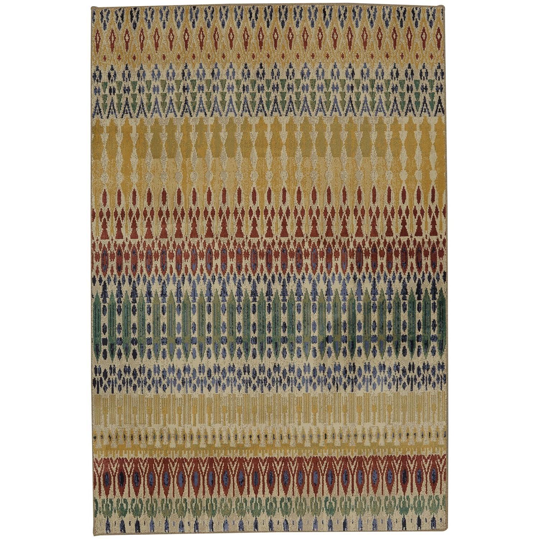 "Savannah 5' 3""x7' 10"" Columbia Multi Area Rug by American Rug Craftsmen at Alison Craig Home Furnishings"