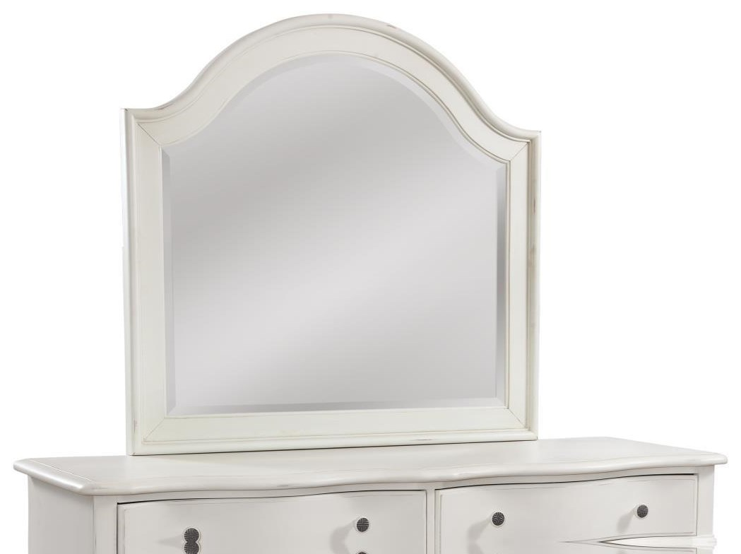 3910 Rodanthe Bedroom MIRROR by American Woodcrafters at Furniture Fair - North Carolina