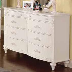 American Woodcrafters Cheri Double Dresser
