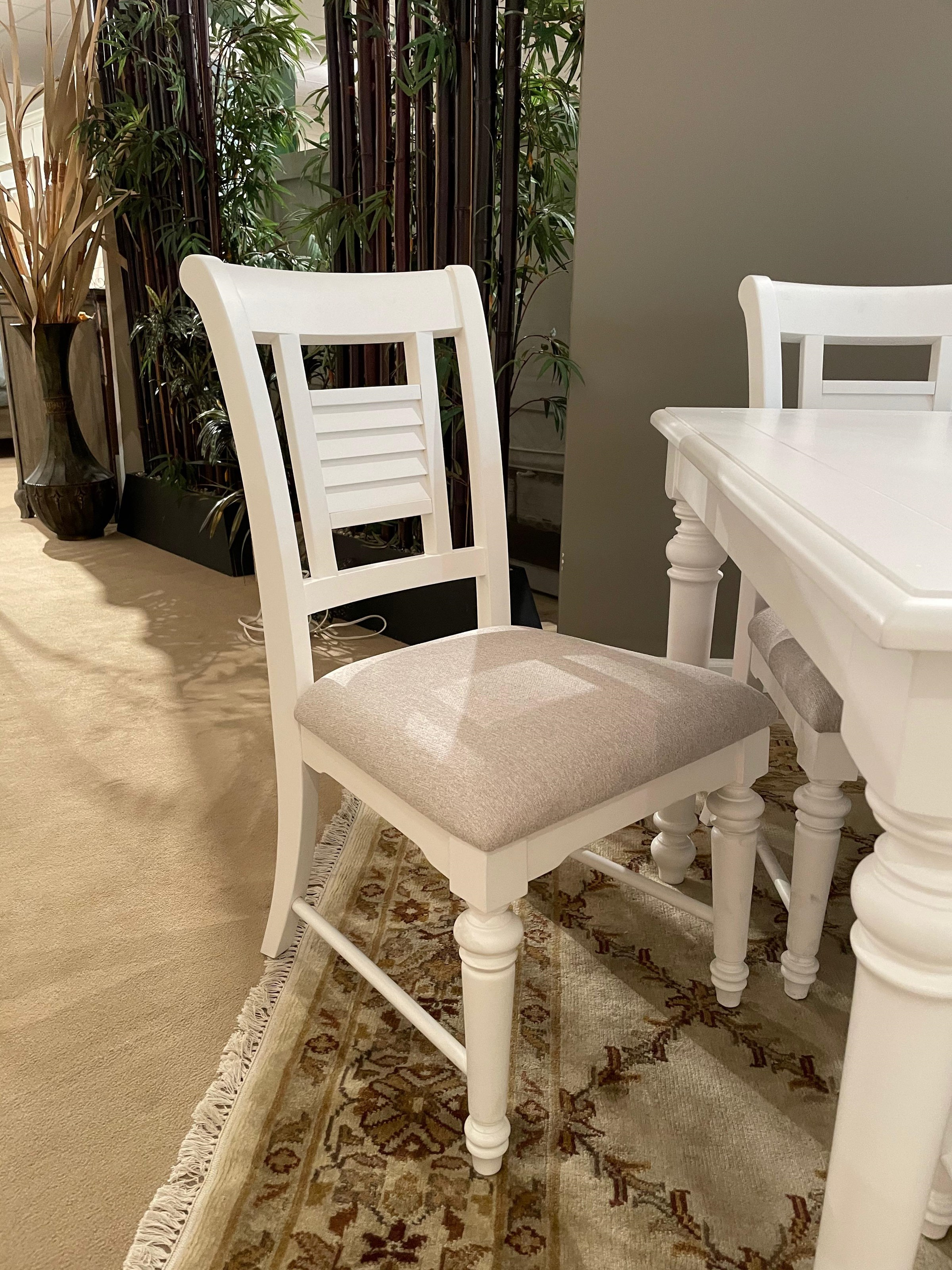Cottage Traditions Side Chair by American Woodcrafters at Johnny Janosik