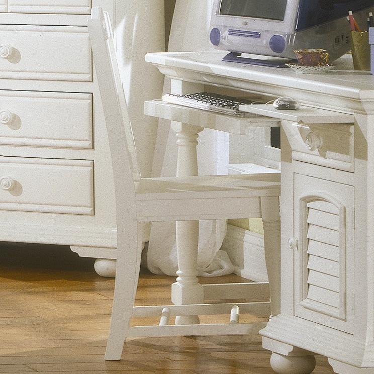 Cottage Traditions Youth Desk Chair by American Woodcrafters at Johnny Janosik