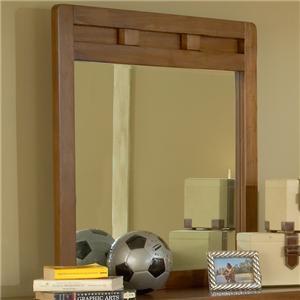 Dresser Vertical Mirror