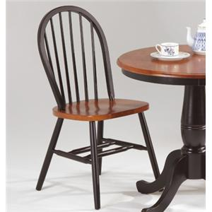 Dowelback Side Chair
