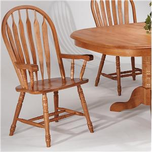 Amesbury Chair Farmhouse And Traditional Windsor Double