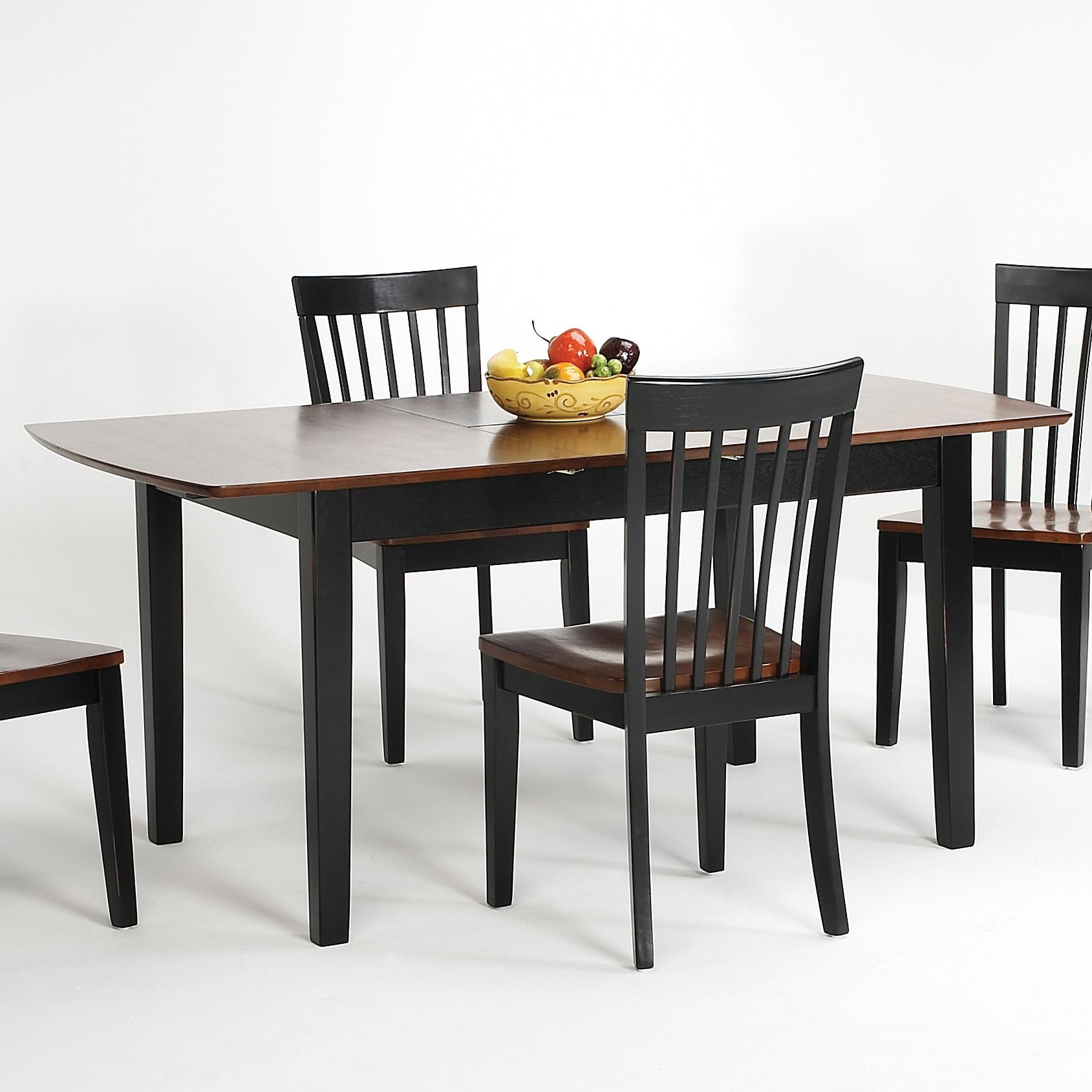 Newbury and Kensington Contemporary Dining Sets Dining Table by Amesbury Chair at Dinette Depot