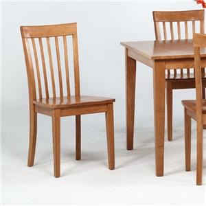 Amesbury Chair Newbury and Kensington Contemporary Dining Sets Side Chair
