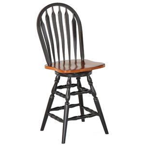 Amesbury Chair Pub Sets Contour Arrow Back Counter Stool