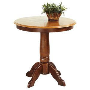Amesbury Chair Pub Sets Solid Hardwood Pub Table