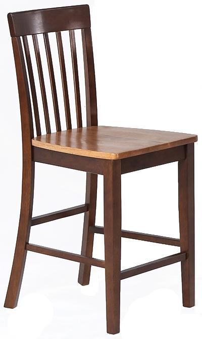 Pub Sets Slatback Pub Stool by Amesbury Chair at Dinette Depot
