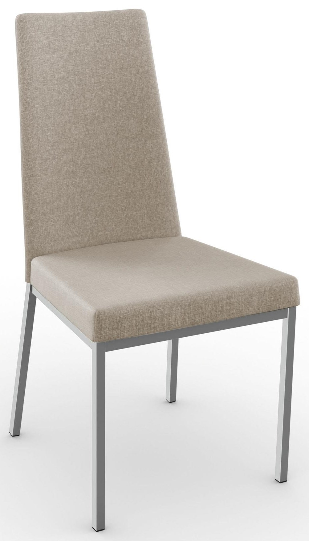 Linea Chair by Amisco at HomeWorld Furniture
