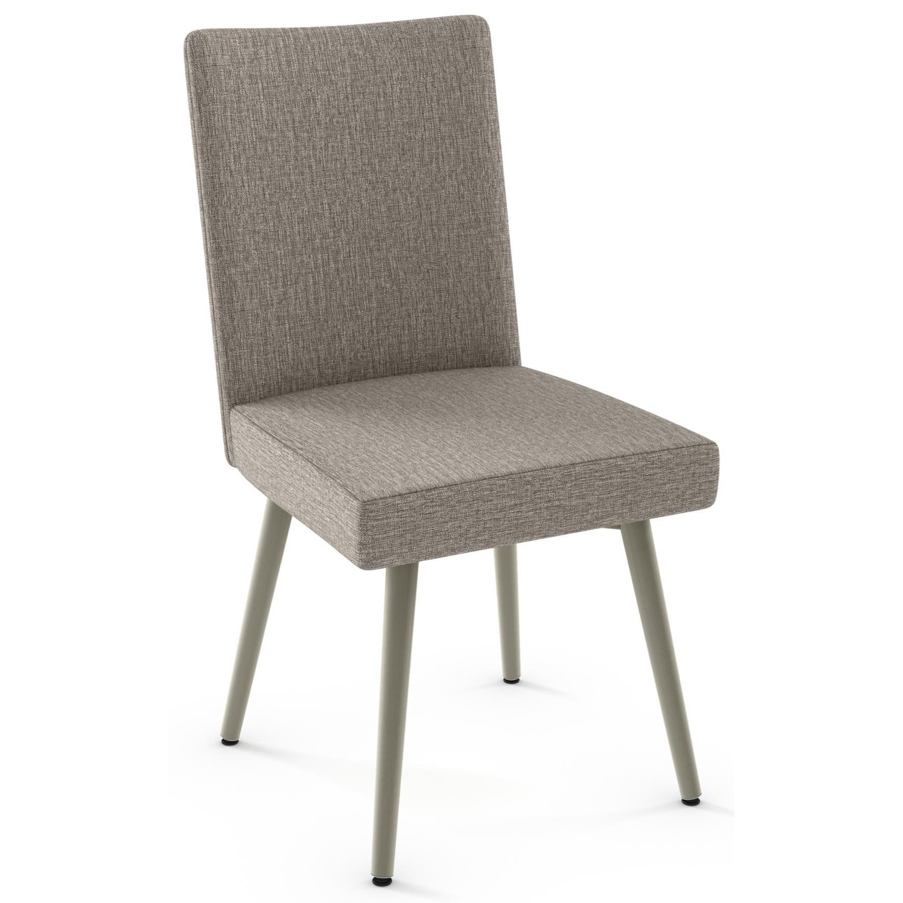 Boudoir Webber Chair by Amisco at Jordan's Home Furnishings