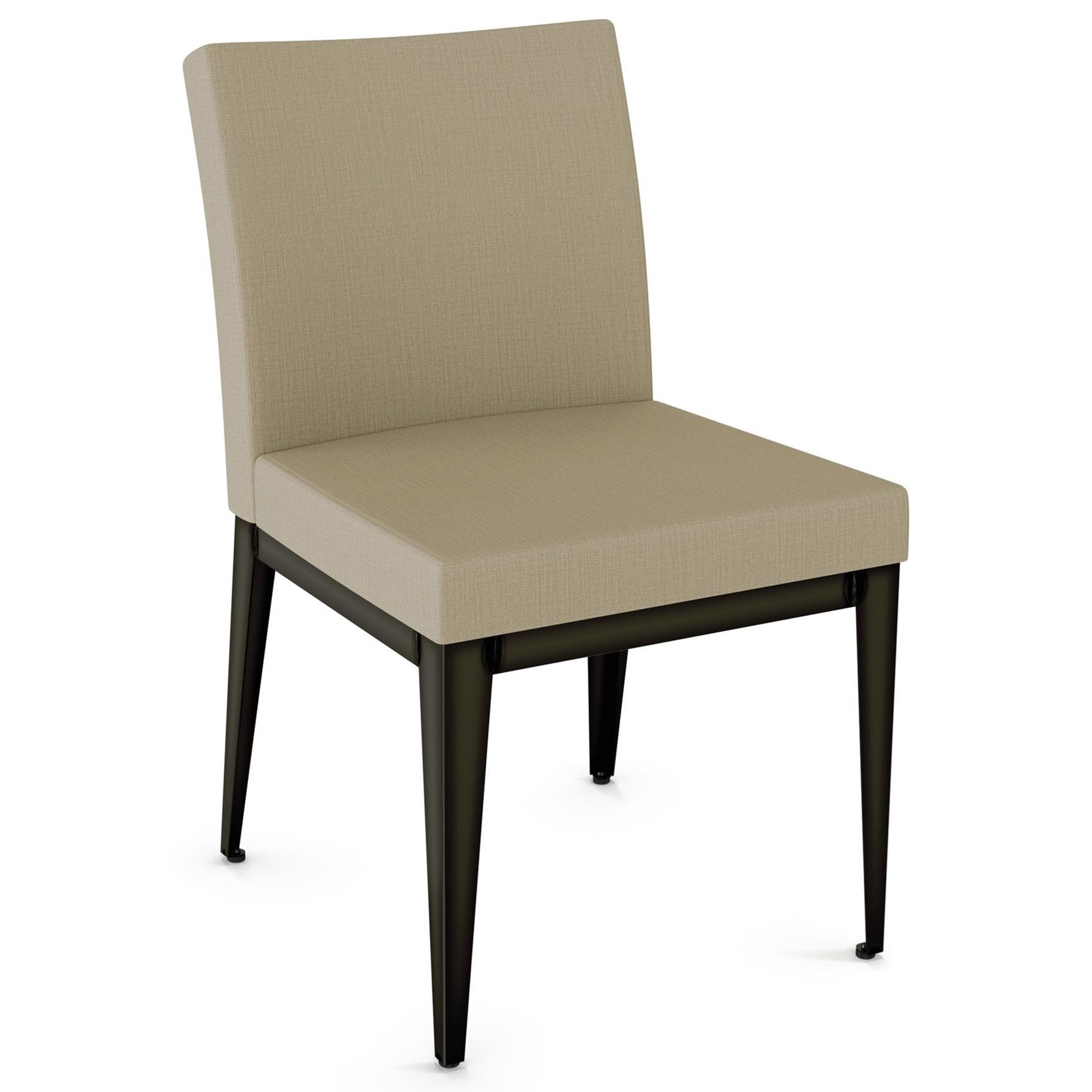 Boudoir Pablo Side Chair by Amisco at Jordan's Home Furnishings