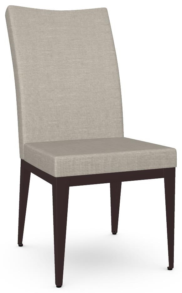 Industrial Customizable Leo Chair by Amisco at Crowley Furniture & Mattress