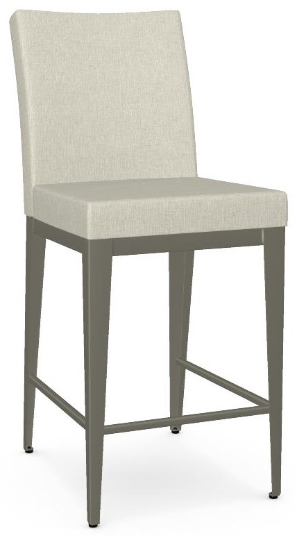 Industrial Customizable Pablo Counter Stool by Amisco at Crowley Furniture & Mattress