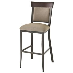 "Amisco Countryside 26"" Eleanor Counter Stool"