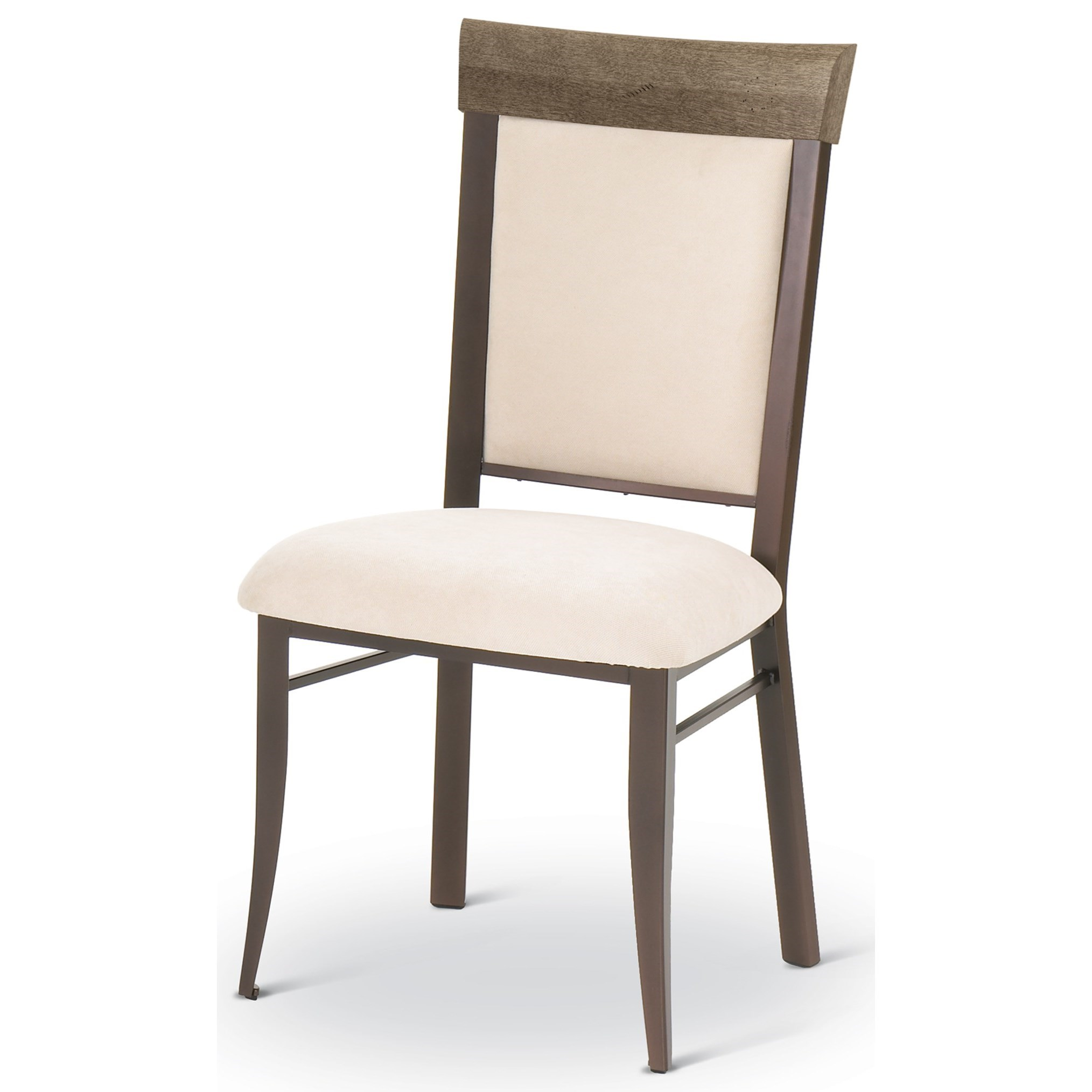 Farmhouse Eleanor Side Chair by Amisco at Jordan's Home Furnishings